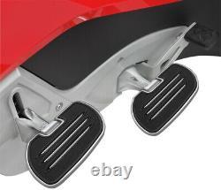3-Bar Passenger Floorboards Chrome ShC. 41-185 For 10-15 Can-Am Spyder RT