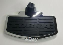 ACE 750 98-2000 Chrome Cobra Passenger Floorboards #06-3615