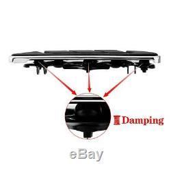 Airflow Driver Passenger Floorboard & 1.25 Footpeg Short Mount For Harley 86-20