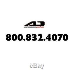 Arlen Ness 06-866 Driver and Passenger Floorboards Deep Cut Chrome Harley Cross