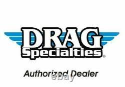 Chrome Passenger Floorboard Mount Kit for Harley Softail 00-17 Drag Specialties