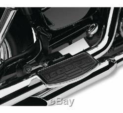 Classic Passenger Floorboards Chrome/Black 06-3760 1900 Roadliner Stratoliner