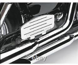Cobra Passenger Floorboards Chrome #06-3750 Yamaha Road Star 1700/Road Star 1600