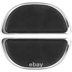 Cyclesmiths Passenger Floorboard Chrome 106-NR