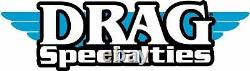 Drag Specialties Chrome Passenger Floorboard Mounts OEM 53070-00A Harley FLH