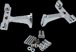 Drag Specialties Standard Passenger Floorboard Mounts 1621-0392