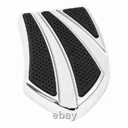 Driver Passenger Floorboard Brake Pedal Peg Fit For Harley Road Glide 1993-2021