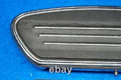 Genuine Harley Streamliner Touring Passenger FloorBoards Foot Boards 1993-20