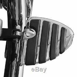 HARLEY ISO Wing Rider or Passenger Footboards/Floorboards/Pegs KURYAKYN 4450