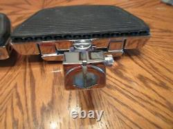 Harley Davidson Softail Chrome Passenger Floorboards 1986-2016