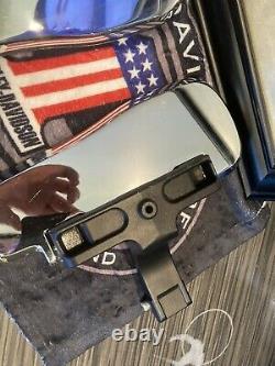 Harley DavidsonCrested Bar And Shield Passenger Floorboard 07&up Softail $389