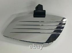 Honda Spirit 750'01-02, Chrome Cobra Swept Passenger Floorboards, #06-4616