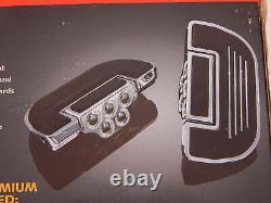 Kuryakyn 4351 Premium Floorboards Driver Or Passenger H-d Chrome