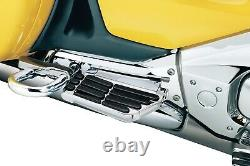 Kuryakyn 7006 Chrome Transformer Passenger Floorboards 01-17 Honda GL1800 & F6B