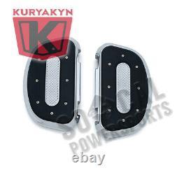 Kuryakyn 7043 Heavy Industries Driver and Passenger Floorboards Chrome Passenger