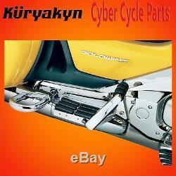 Kuryakyn Chrome Transformer Passenger Floorboards For Honda GL1800 7006