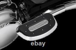 Kuryakyn Heavy Industries Driver and Passenger Floorboard Chrome Passenger #7043