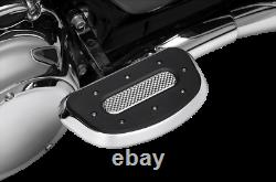 Kuryakyn Heavy Industries Driver and Passenger Floorboards Chrome passenger 7043