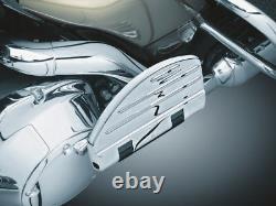 Kuryakyn ISO Passenger Boards Chrome 7906