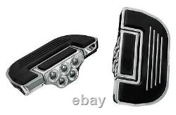 Kuryakyn Premium And Ribbed Boards For Driver Or Passenger For Street 4351