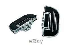 Kuryakyn Premium Floorboards for Driver or Passenger Chrome 4351