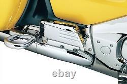 Kuryakyn Transformer Passenger Floorboards for GL1800 & F6B 01-17 Chrome 7006