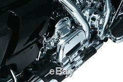Motorcycle Rider or Passenger Premium Floorboards / Footboards Kuryakyn 4351