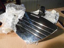 NOS Cobra Chrome Passenger Floorboards Honda VT1300 CR CS 06-4634