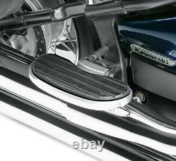 OEM KAWASAKI VULCAN 900 CLASSIC CUSTOM 07-19 Passenger Floorboard Set Chrome
