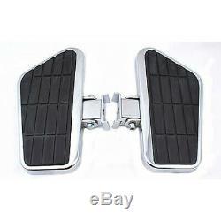 Passenger Floorboards Honda Goldwing GL1200 Chrome Plated Steel