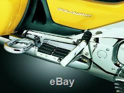 Passenger floorboard transformer chrome HONDA GL GOLDWING ABS AUDIO COMFORT