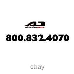 Performance Machine 0036-1001-CH Contour Floorboards, Passenger Chrome