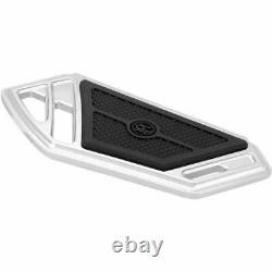 Performance Machine 0036-1015-CH Superlight Floorboards Passenger Chrome