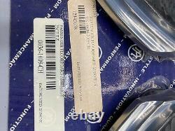 Performance Machine Chrome FTZ Passenger Floorboards 0036-1009-CH