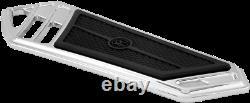 Performance Machine Floorboard Assembly Chrome Superlight Rider 0036-1014-CH