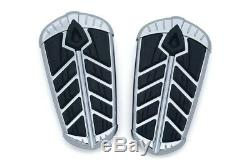 Spear passenger floorboard inserts for indian chrome INDIAN ABS CHIEF ROADM