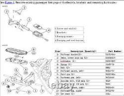 Streamliner Passenger Floorboards + 1 1/4 Highway Foot Pegs For Harley Davidson