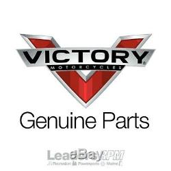 Victory Motorcycle New OE Chrome RH Passenger Floorboard Vision Ness 5137339-156